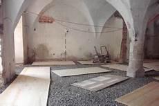 kellerdecke dämmen styropor glasscrete limecrete floor systems foam glass