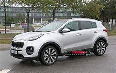 Real Pictures Of 2016 Kia Sportage The Korean Car