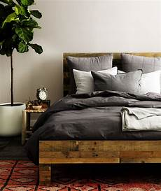 Bedroom Ideas Black Bed Frame by How To Make The Most Comfortable Bed Real Simple