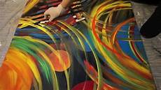 abstract art painting acrylic painting with painting