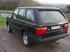 range rover lefthand drive 2 5 dt auto reg year