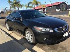 find used 2009 honda accord ex l v6 find used 2009 honda accord ex l coupe 2 door v6 navigation leather sunroof 40k miles in