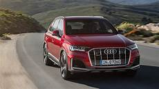 when will the 2020 audi q7 be available 2020 audi q7 s dash goes digital in update