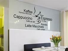 wandtattoo kaffee wandtattoo kaffee cappuccino espresso wandtattoo de