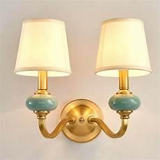 american copper ceramic wall ls bedside bedroom 1 2