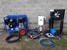Sableuses Machines 192 Sabler Hydrogommeuses Occasions Et