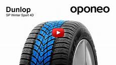 Reifen Dunlop Sp Winter Sport 4d Winterreifen Oponeo