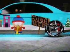 Midnight Club Los Angeles Rate My Ride South Park Car