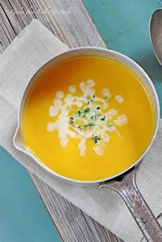 karotten ingwer suppe thermomix karotten kokos ingwer orangen suppe suppen eint 214 pfe