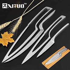 top rated kitchen knives set aliexpress buy xituo kitchen knife 4pcs set multi cooking tool stainless steel durable