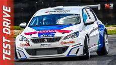peugeot 308 racing cup new peugeot 308 racing cup 2017 test drive