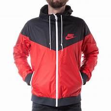 nike windrunner jacket challenge black 544119 657