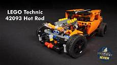 lego technic 42093 rod corvette b model speed build