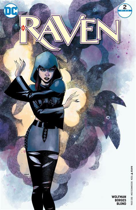 Raven Dc Wiki