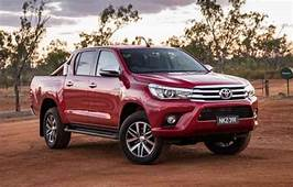 2018 Toyota Vigo Release Date Price Specs Performance