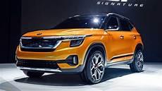 Kia Signature Concept Hints At New Global Compact Suv