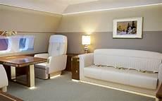 Russias Air 1 Interiors