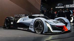 Hyundai N 2025 Vision Gran Turismo  10 Cool Cars From The