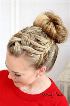 hair buns ballet dance class on pinterest braided buns