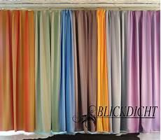 Vorhänge Blickdicht Schlafzimmer - vorhang schal verdunkelungsvorhang verdunklungsstoff