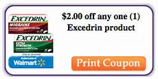 2 00 off 1 excedrin coupon possibly free at many stores coupon closet