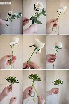 how to make a faux flower bridal bouquet diy wedding bouquet artificial wedding bouquets