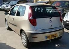 2008 fiat punto 1 2 8v cult ii car photo and specs