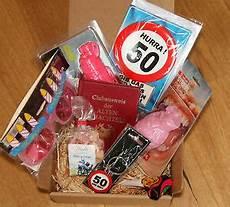 50 geburtstag geschenk frau geschenkidee