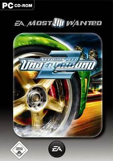 need for speed underground 2 pc 2007 dvd box g 252 nstig