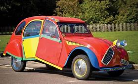 POWER CARS Citro&235n 2CV6 Picasso By Andy Saunders