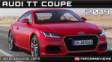 2019 audi tt coupe review rendered price specs release