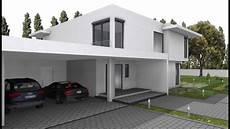 design haus in bauhaus architektur