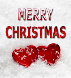 merry christmas pictures with love merry christmas love hearts in snow image of bright cold 80024708