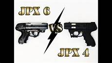 jpx6 vs jpx4 le mit laser unterschiede