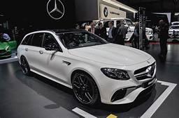 Mercedes AMG Unveils 603 Hp 2018 E63 S Wagon