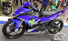 Modifikasi Yamaha Jupiter Mx by Modifikasi Yamaha Jupiter Mx King 150 Aka Exiter T150