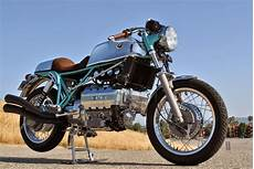 Bmw Cafe Racer Review