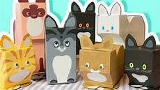 diy decorate your room with cats cardboard crafts to