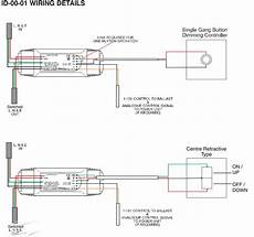 Low Voltage Single Pole Dimmer Switch Wiring Diagram by Id0001 Mode Id 00 01 In Line Impulse Dimmer 1 10v 1000w