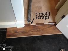 laminat verlegen anfang how to install laminate flooring shanty 2 chic