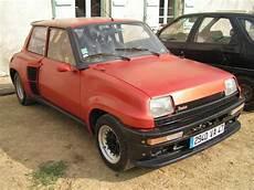 renault 5 alpine turbo a vendre