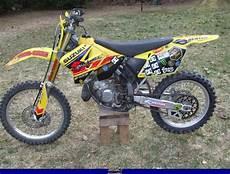 Suzuki Rm 125 - 2002 suzuki rm 125 moto zombdrive