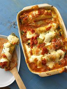 Gefüllte Aubergine Vegetarisch - vegetarisch gef 252 llte cannelloni tzwiggl chefkoch de