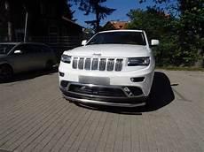 barre sous pare choc jeep grand wk2 2010