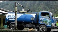 truk tangki air youtube