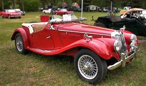 Another Fun Look At An MG Sportscar  Antique Cars Mg