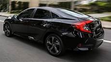 Honda Civic Sport 2 0 2017 Preto Pre 231 O Consumo Detalhes