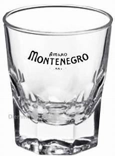 bicchieri amaro 6 bicchieri amaro montenegro