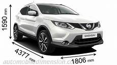 nissan qashqai dimension nissan qashqai 2014 dimensions boot space and interior