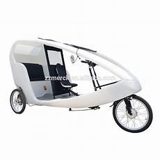 Passagier Velo Taxi Rikscha Bajaj Fahrrad 3 Wheeler
